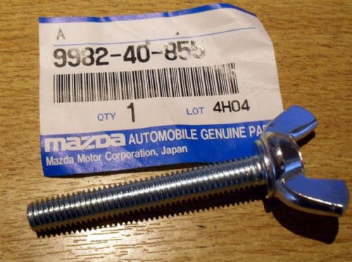 Bolt, spare wheel mounting, Mazda MX-5 mk1, NEW, 998240855